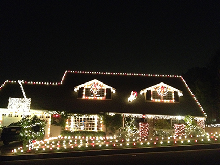 Holiday Decorating Contest Winner